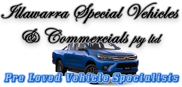 Illawarra Special Vehicles & Commercials